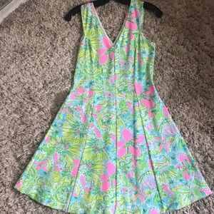 Lilly Pulitzer Fit and Flare Dress